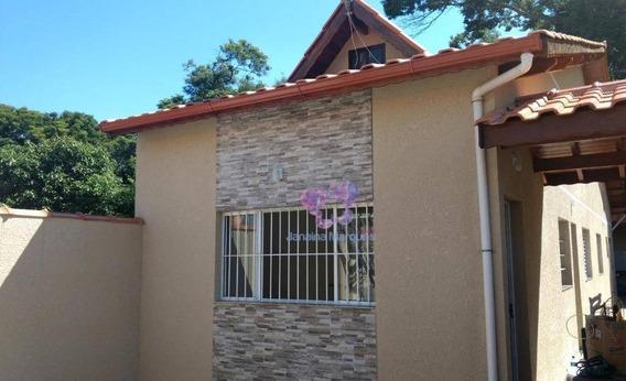 Belíssima Casa Á Venda, Jardim Bela Vista, Araçariguama/sp. - Ca0159