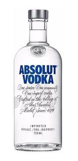 Vodka Absolut Importada Envio Gratis En Todo Caba