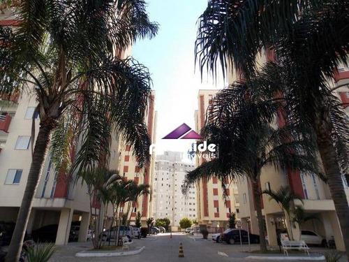 Apartamento Com 2 Dormitórios À Venda, 65 M² Por R$ 350.000,00 - Parque Industrial - São José Dos Campos/sp - Ap12834