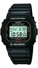 Relógio Masculino Digital Casio G-shock Dw-5600e-1vdf