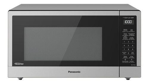 Horno De Microondas Inverter De 1.6 P Nnst76lsrph Panasonic