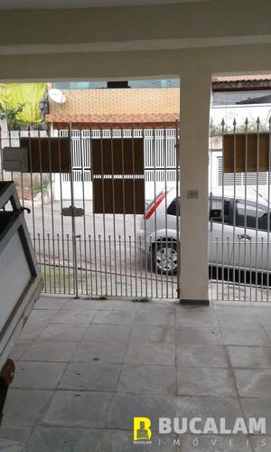Imagem 1 de 15 de Casa Para Venda No Parque Rebouças - 3899-m