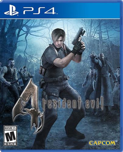 Imagen 1 de 7 de Resident Evil 4 Juego  Ps4 Fisico- Mipowerdestiny