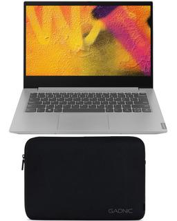 Notebook Lenovo 4gb 500gb Pantalla 14 + Funda De Neoprene