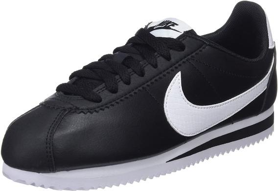 Zapatillas Nike Classic Cortez Leather Damas 807471-016