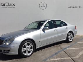 Mercedes-benz E Class 4p E 500 B4