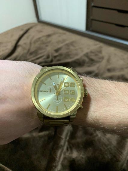 Relógio Diesel Dz-4268 - Dourado