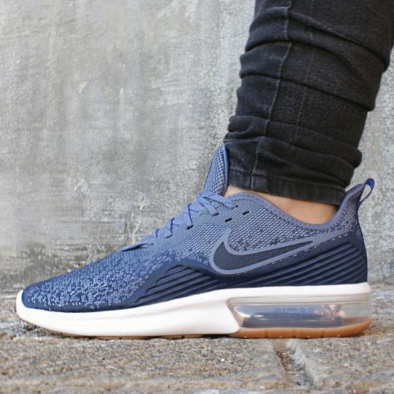 Polvos Azules Zapatillas Nike Air Max Hombres Zapatillas