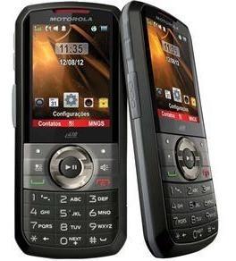 Nextel Motorola I418 Com Câmera 2mp, Rádio Fm, Mp3 E Bluetoo