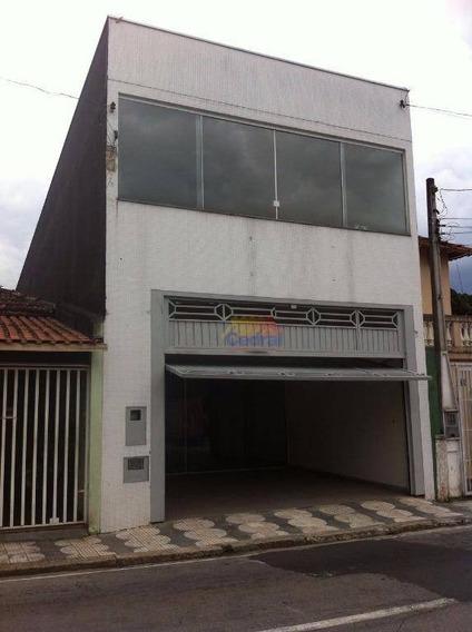 Prédio À Venda, 340 M² Por R$ 990.000,00 - Centro - Mogi Das Cruzes/sp - Pr0007