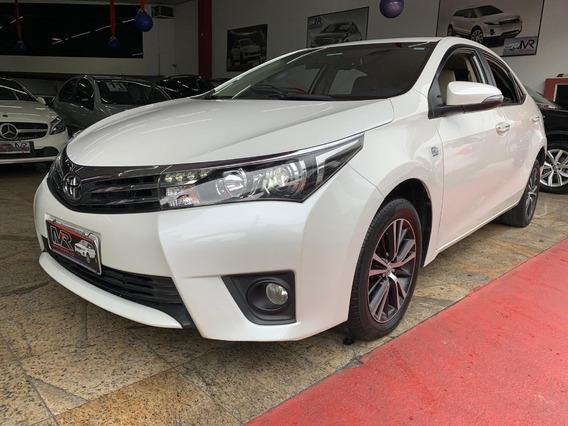 Toyota Corolla 2.0 Altis Flex Aut 2016 Com 42.000 Km