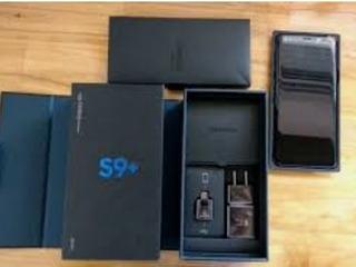Celular Samsung Galaxy S9 Negro