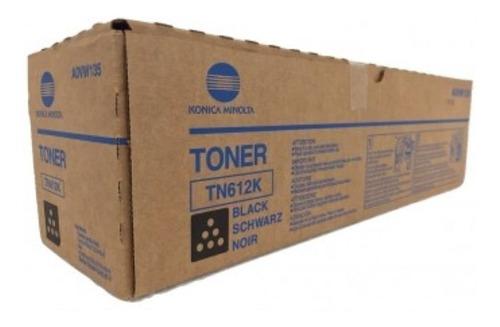 Imagen 1 de 2 de Toner Konica Minolta Tn612k Original Negro C5501/6501