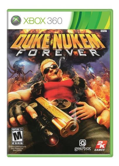 Duke Nukem Forever - Xbox 360 - Lacrado