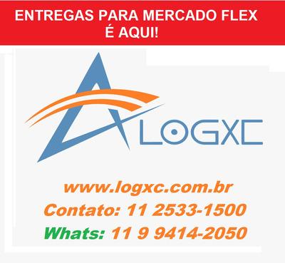 Entregas Mercado Flex / Motoboy Ou Utilitarios