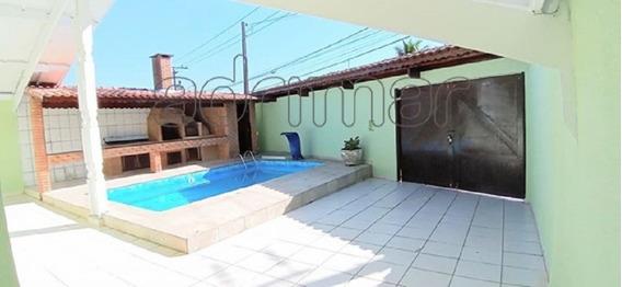 Casa Com Piscina - Mongaguá/sp