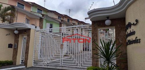 Sobrado À Venda, 90 M² Por R$ 650.000,00 - Penha De França - São Paulo/sp - So2218