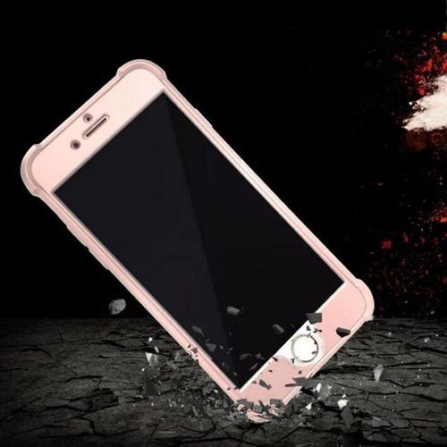 Protector 360 Reforzado Total Protección iPhone 5 6 6s 7 7p