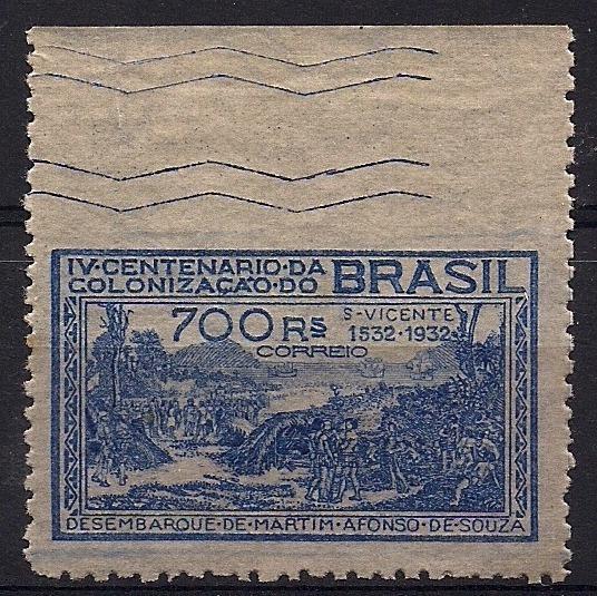 Brasil Variedade - C-45 A - Sem Denteação Superior - N