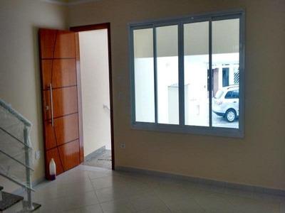 Sobrado Com 2 Dormitórios À Venda, 110 M² Por R$ 730.000 - Jabaquara - São Paulo/sp - So13909