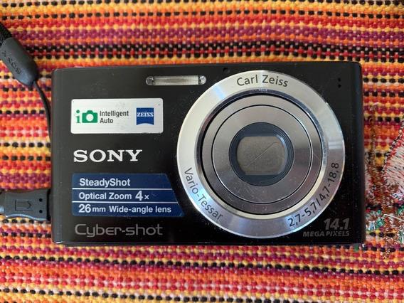 Câmera Sony Steadyshot Dsc-w320 Cybershot Frete Gratis
