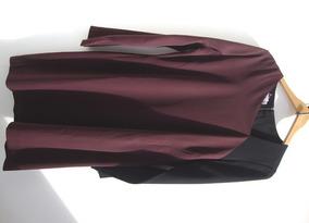 Vestido De Alfaiataria Em Crepe - Rouparia - 46