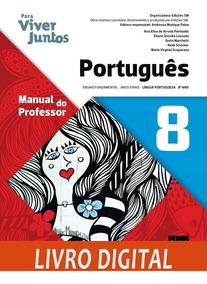 Para Viver Juntos - Língua Portuguesa - Ano 8