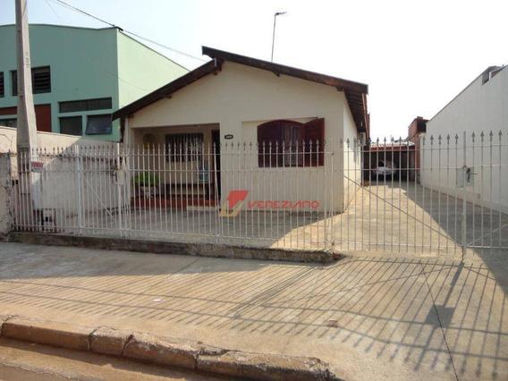 Casa Residencial À Venda, Centro, Saltinho. - Ca0567
