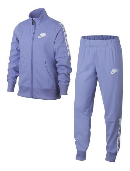 Nike Conjunto Nsw Tricot Para Niña Envío Gratis