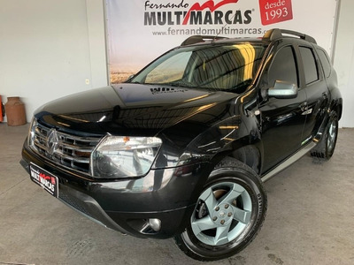 Renault Duster 2.0 4x4 - Cambio Manual