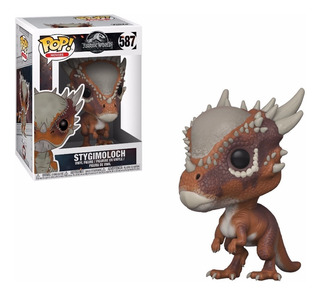 Funko Pop Jurassic World Stygimoloch #587- Minijuegosnet