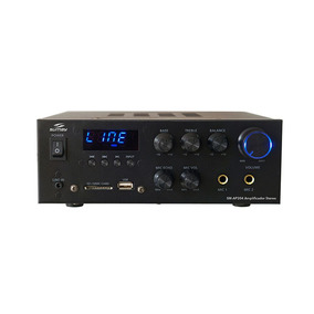 Amplificador Stereo Sumay Ap204 Bluetooth Melhor Preço Rp.