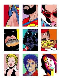 Placas Decorativas A Vida Secreta Dos Super Heróis 20x30cm