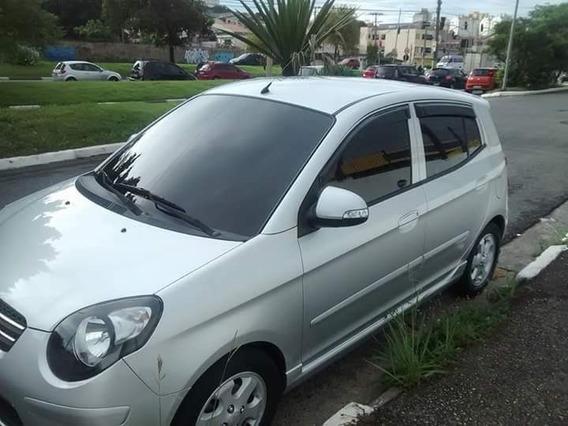 Kia Picanto 2008 1.0 Ex 5p 64 Hp