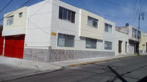 Casa En Renta, Calle Tesoro 101-a, Centro, Aguascalientes, Ags., Rar 338661