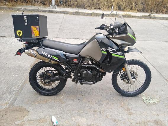 Kawasaki 650cc Klr 2012 Doble Proposito