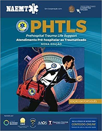 Phtls Atendimento Pré-hospitalar Ao Traumatizado, 9ª Ed 2020