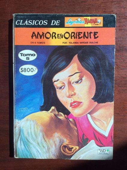 Amor En Oriente. Tomo 5. Yolanda Vargas Dulché.