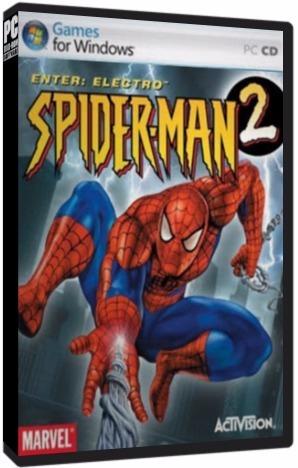 Spider-man 2 Enter Electro Pc Dvd Mídia Física Frete 8 Reais