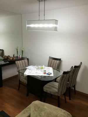 Lindo Apartamento No Jardim Esther, 2 Dormitórios. Ref 59768