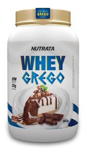 Whey Grego 900g Nutrata
