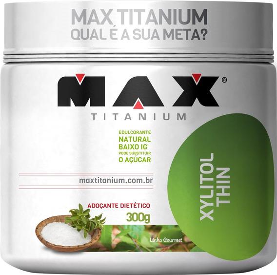 Xylitol Thin 300g Max Titanium