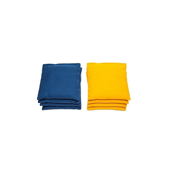Regulación Cornhole Bags (set De 8) Por Sc Cornhole (royal /