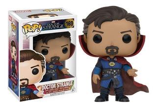 Funko Pop Doctor Strange #169 Marvel Avengers Jugueterialeon