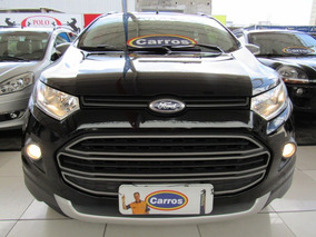 Ecosport Freestyle 1.6 Flex 2013