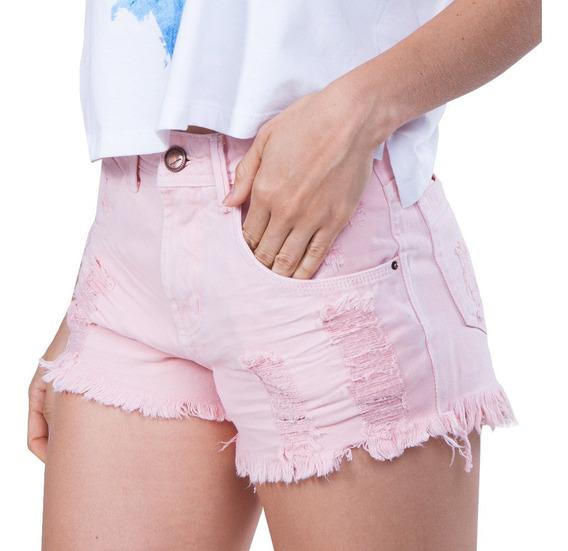 Short Mormaii Feminino Jeans You Got Me Mormaii