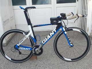 Bicicleta Triatlon Giant Trinity