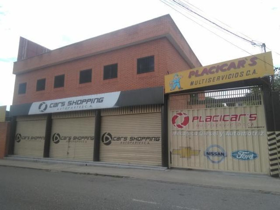 Taller En Alquiler Barquisimeto Centro, Al 20-2223