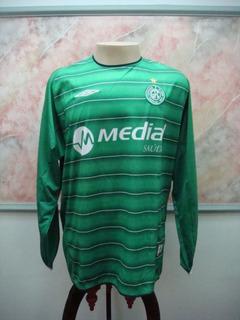 Camisa Futebol Guarani Campinas Sp Umbro Jogo Antiga 2020