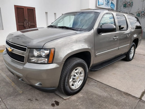 Chevrolet Suburban Blindada Nivel 4plus 4x4 At 2009